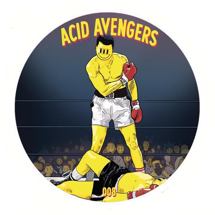 PHOTONZ/POSTHUMAN - Acid Avengers 008