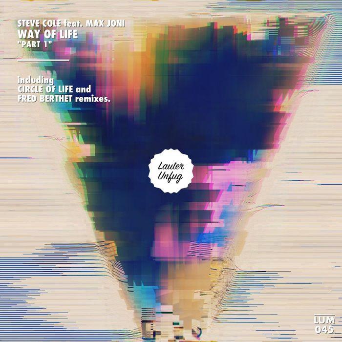 STEVE COLE feat MAX JONI - Way Of Life (Part 1)