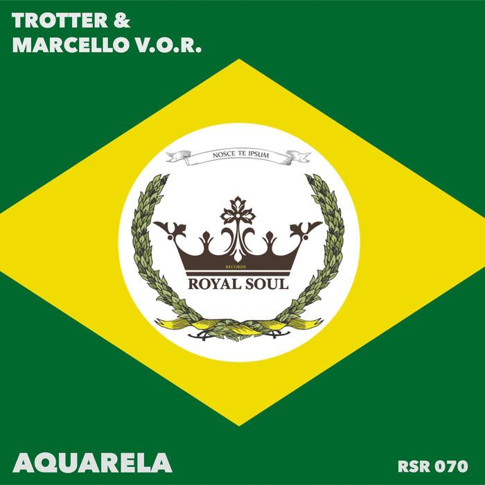 TROTTER/MARCELLO VOR - Aquarela