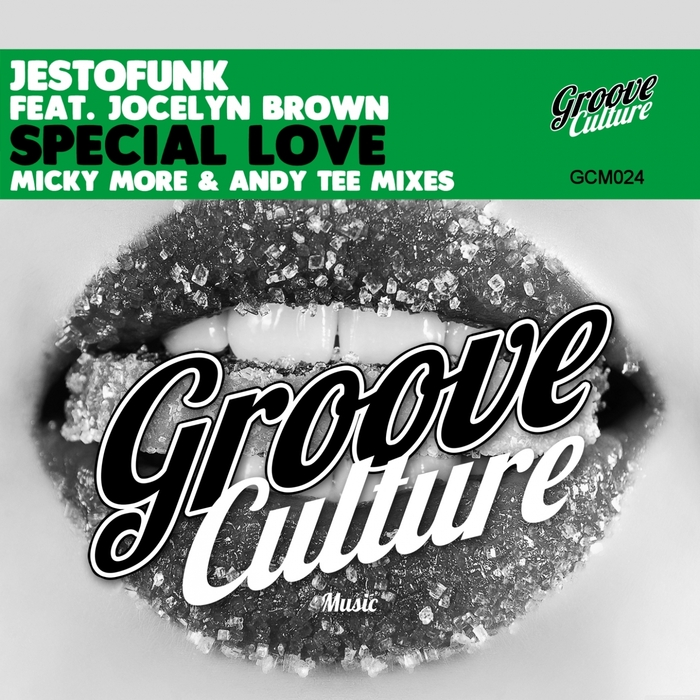 JESTOFUNK/JESTOFUNK - Special Love (feat Jocelyn Brown)