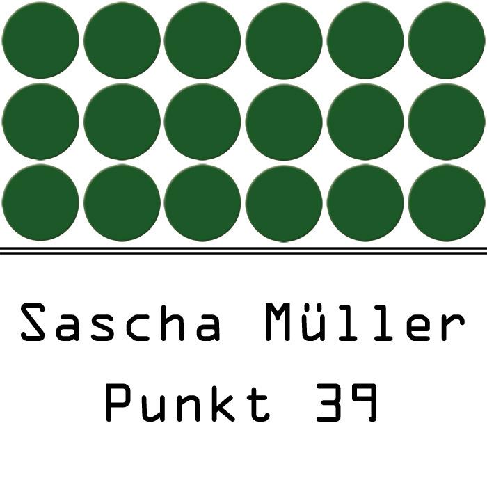 SASCHA MULLER - Punkt 39