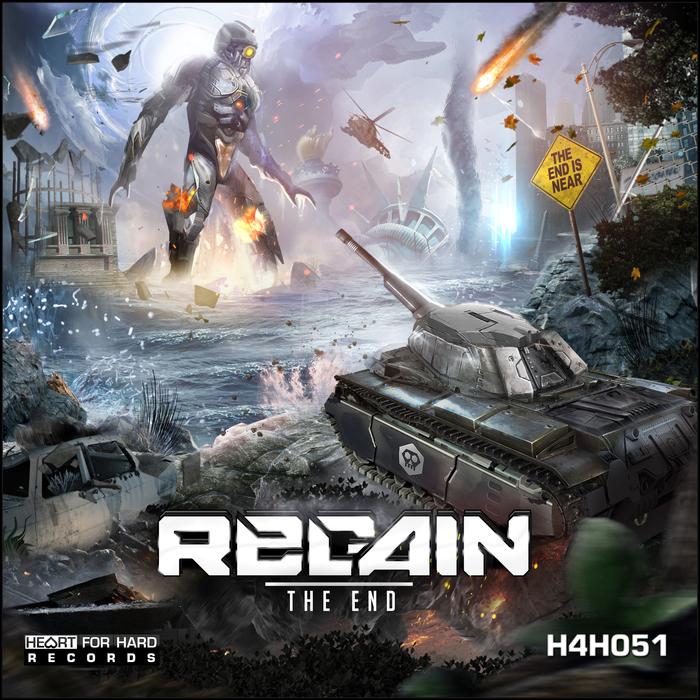 REGAIN - The End