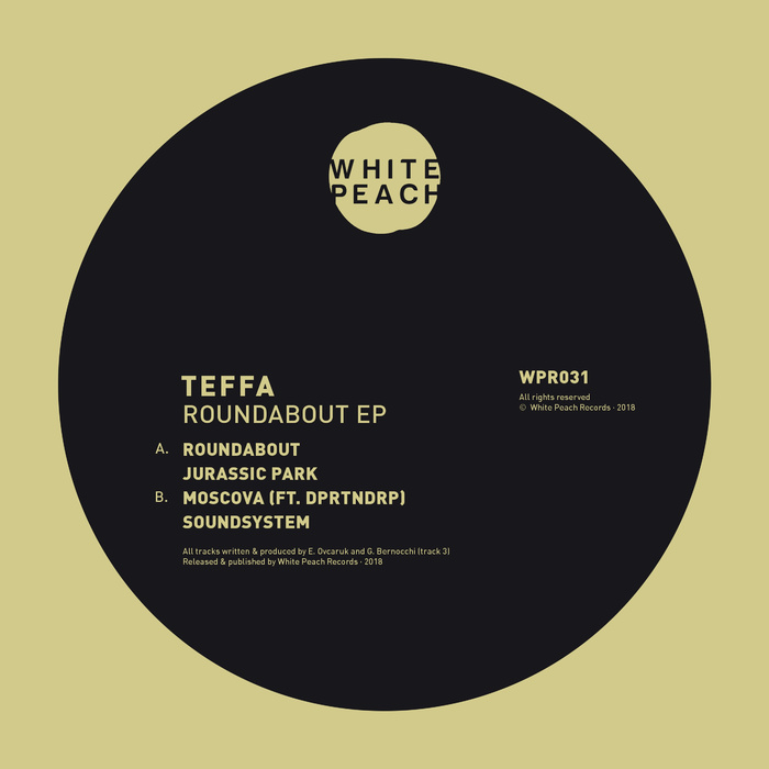 TEFFA - Roundabout EP