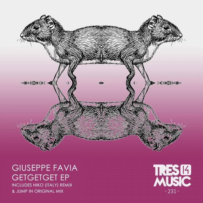 GIUSEPPE FAVIA - Getgetget EP