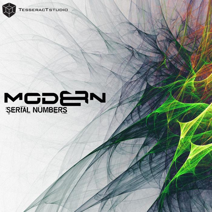 MODERN8 - Serial Numbers