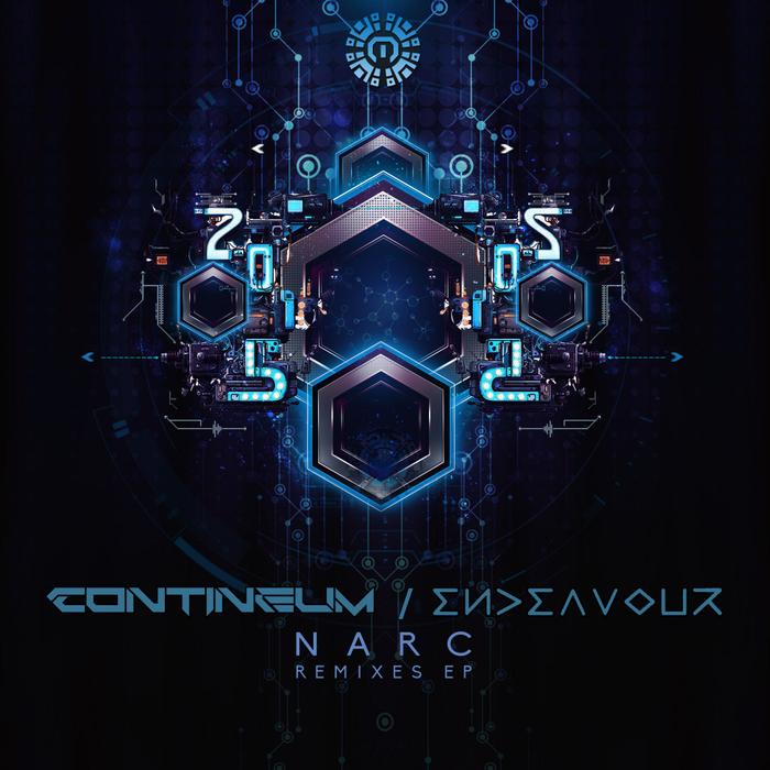 CONTINEUM/ENDEAVOUR - Narc - The Remixes