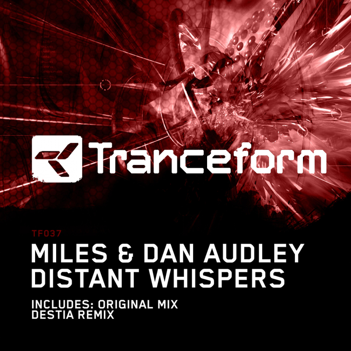 MILES/DAN AUDLEY - Distant Whispers