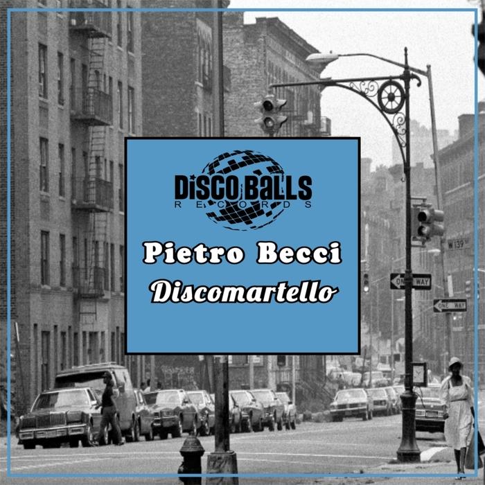 PIETRO BECCI - Discomartello