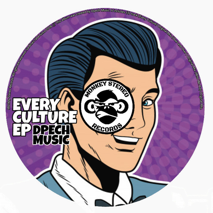 DPECH MUSIC - Every Culture EP