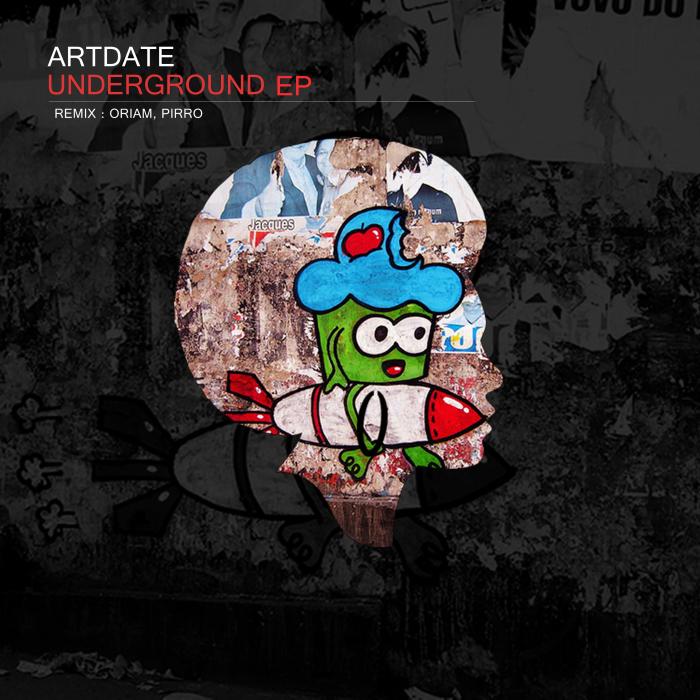 ARTDATE - Underground EP