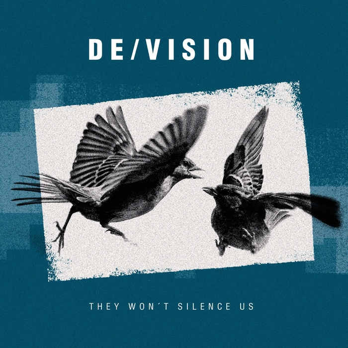 DE/VISION - They Won't Silence Us