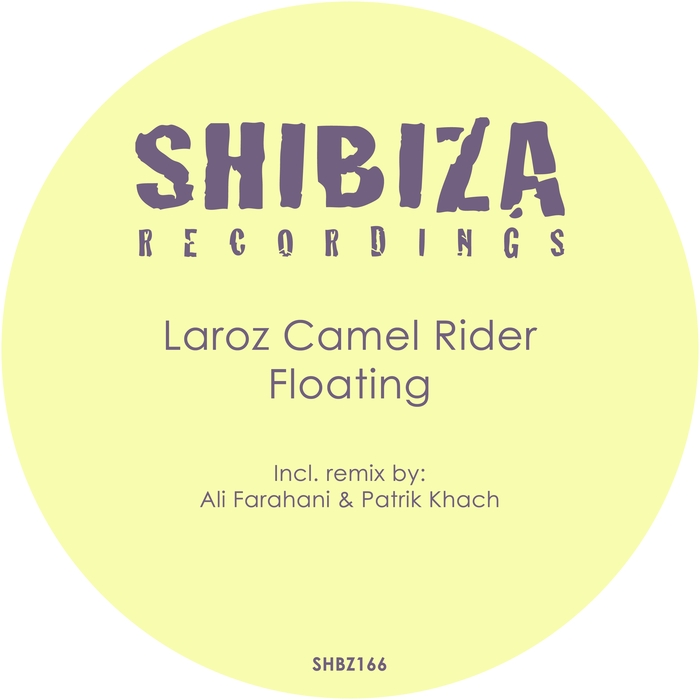 LAROZ CAMEL RIDER - Floating