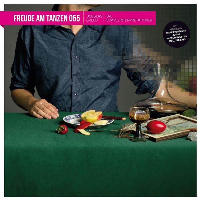 DOUGLAS GREED feat DELHIA DE FRANCE - Krl Kumpelinterpretationen