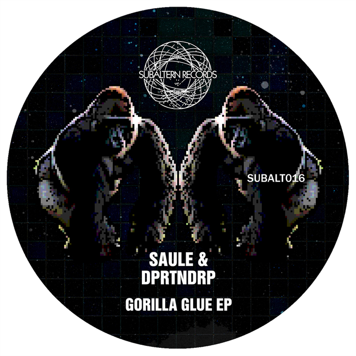 SAULE/D-OPERATION DROP - Gorilla Glue EP