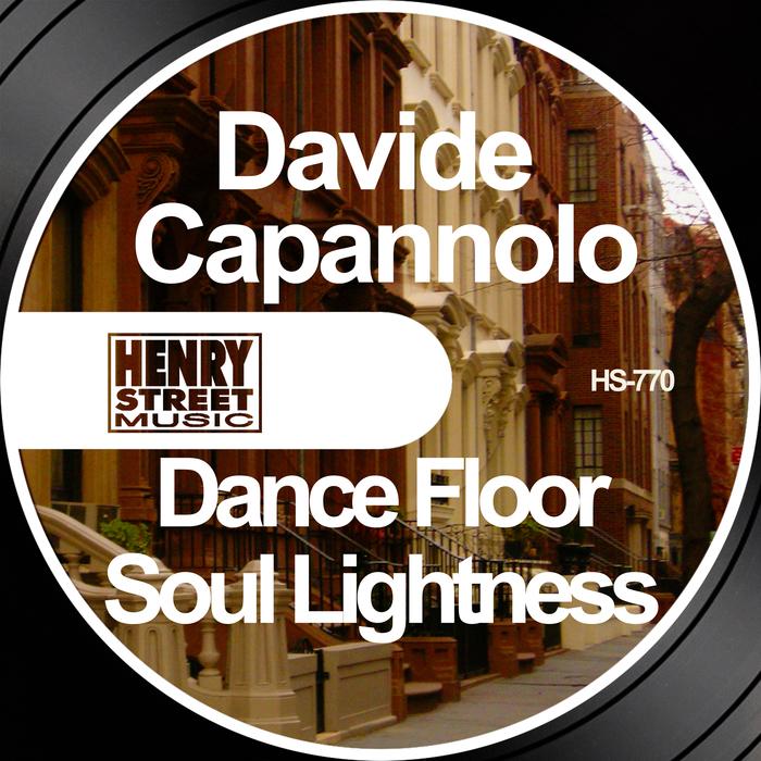 DAVIDE CAPANNOLO - Dance Floor EP