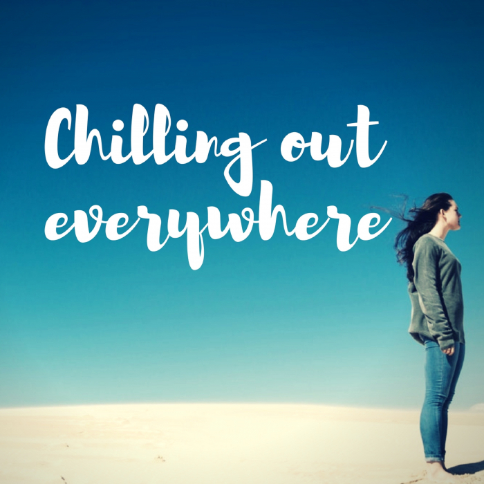 TAKI SUE - Chilling Out Everywhere