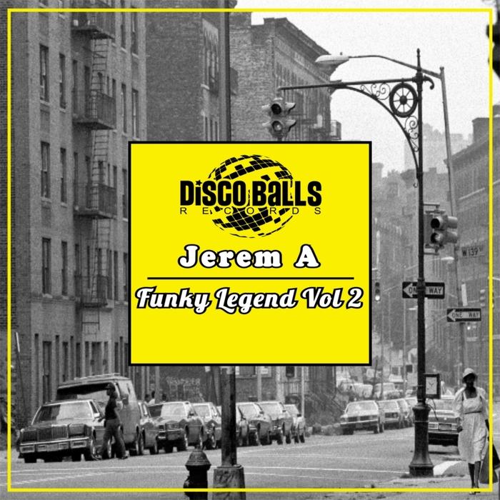 JEREM A - Funky Legend Vol 2