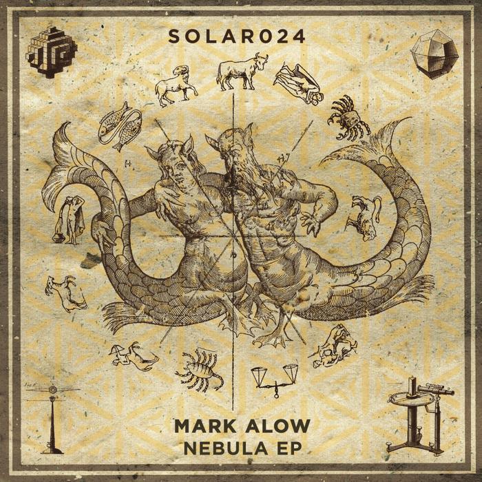 MARK ALOW - Nebula EP