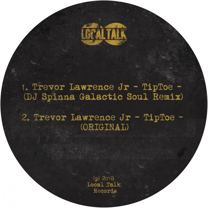 TREVOR LAWRENCE JR - Tiptoe