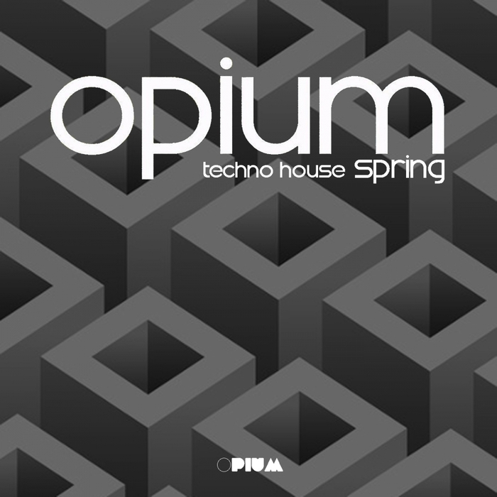VARIOUS - Opium Techno House Spring