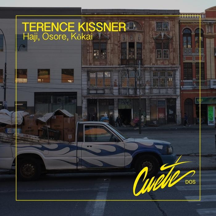 TERENCE KISSNER - Haji, Osore, Kokai