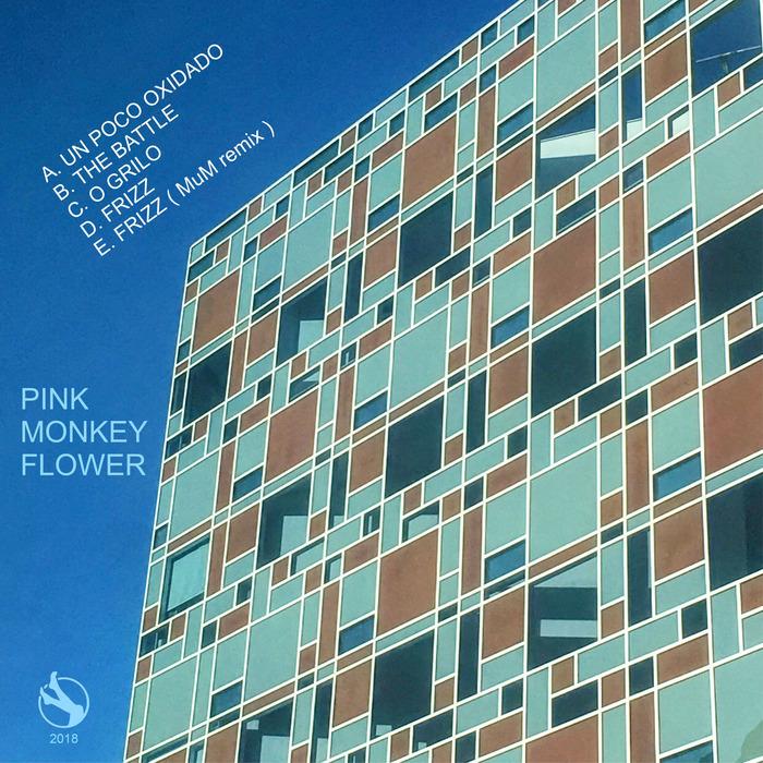 PINK MONKEY FLOWER - Un Poco Oxidado