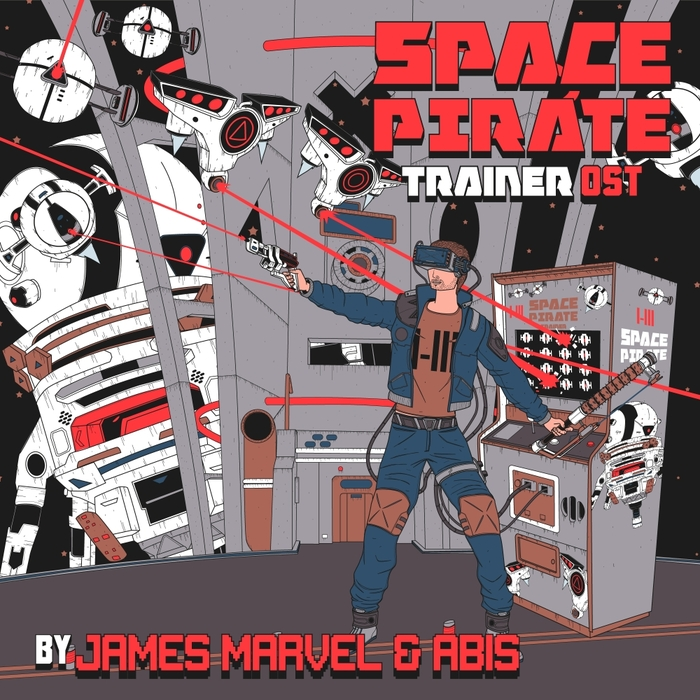 JAMES MARVEL & ABIS - Space Pirate Trainer OST