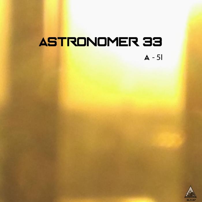 ASTRONOMER 33 - A-5I