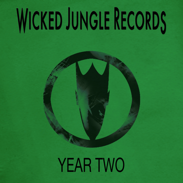 VARIOUS - Wicked Jungle: Year Two