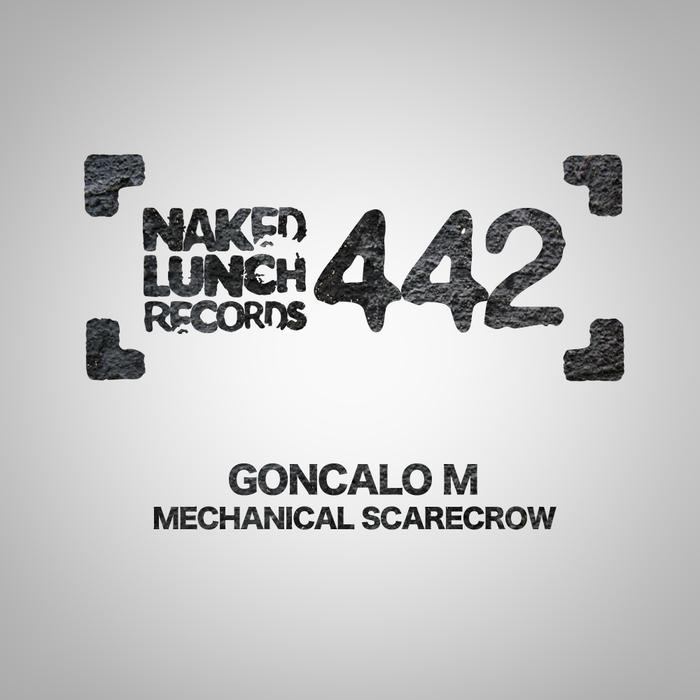 GONCALO M - Mechanical Scarecrow
