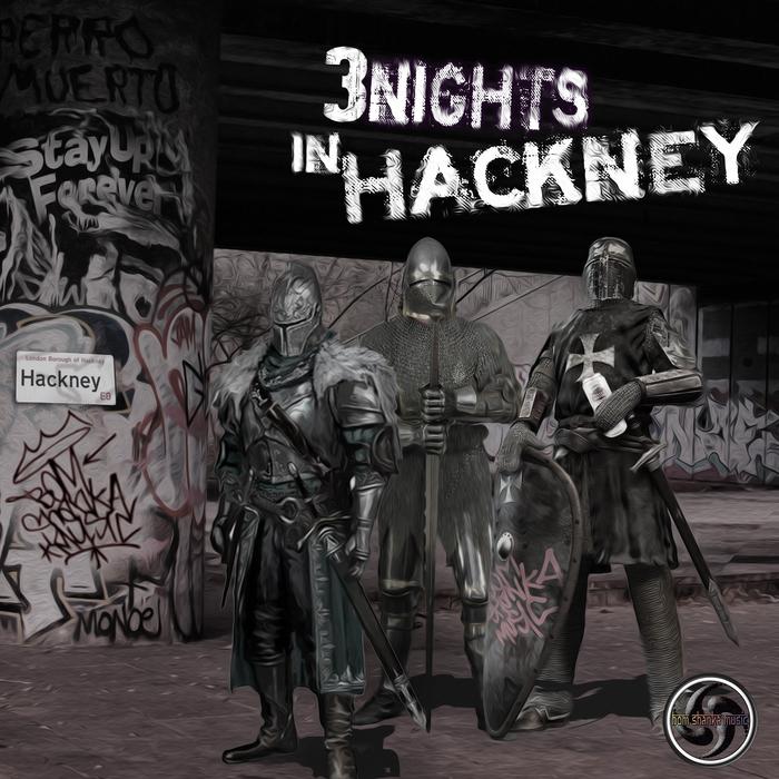 DYNAMO CITY aka CHRIS LIBERATOR & DAVE THE DRUMMER - 3 Nights In Hackney