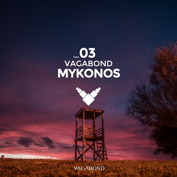 ONE TALES/88DUBS/DAVID SALOW/JOHN MIN/TAB/CROUCH/PONDAH - Vagabond 03 Mykonos
