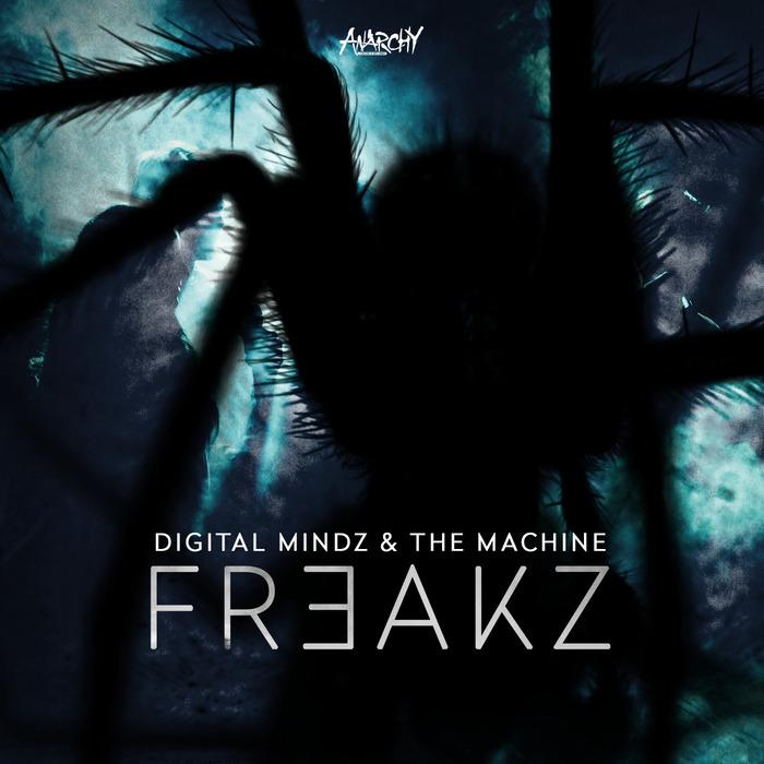 DIGITAL MINDZ & THE MACHINE - Freakz