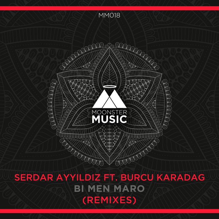 SERDAR AYYILDIZ feat BURCU KARADAG - Bi Men Maro (Remixes)