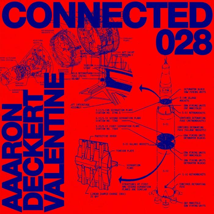 AAARON/DECKERT/VALENTINE ROMANSKI - Moon EP