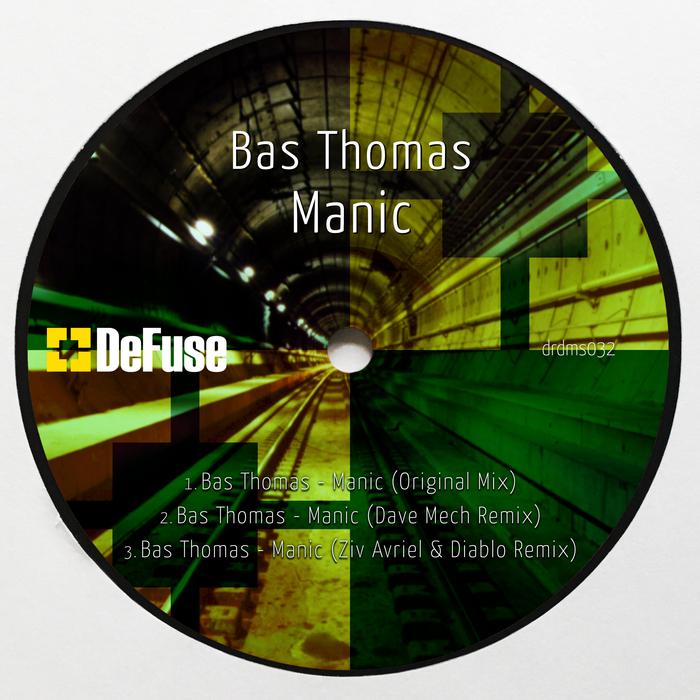 BAS THOMAS - Manic