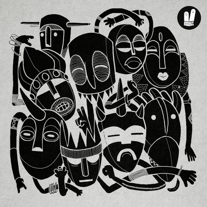 LARRY CADGE/TIBASKO/FREAKINWEIRDO/DAVID HERRERO/ONUR OZMAN/LOLU MENAYED - We Are Smiley Vol 18
