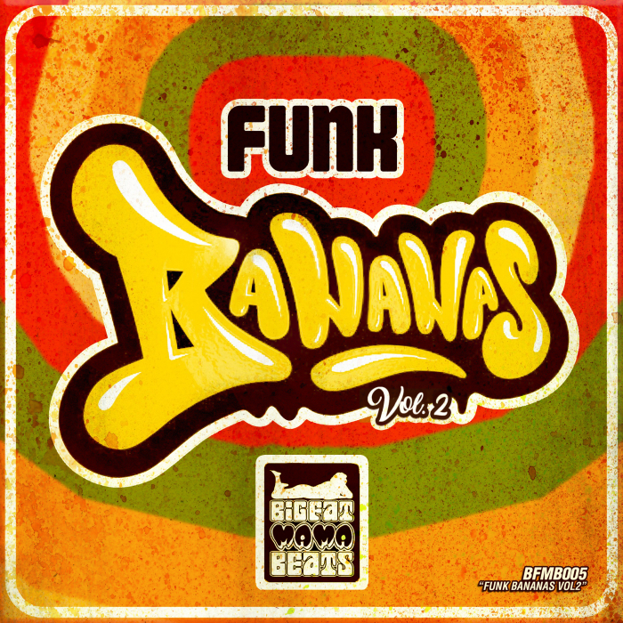 VARIOUS - Funk Bananas Vol 2