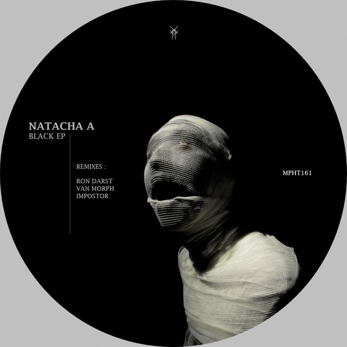 NATACHA A - Black EP