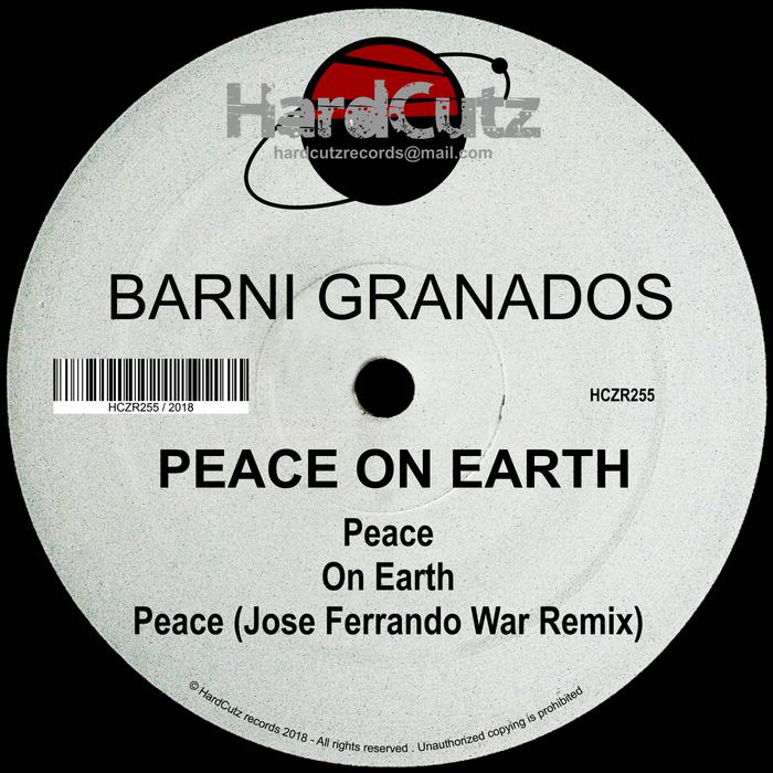 BARNI GRANADOS - Peace On Earth