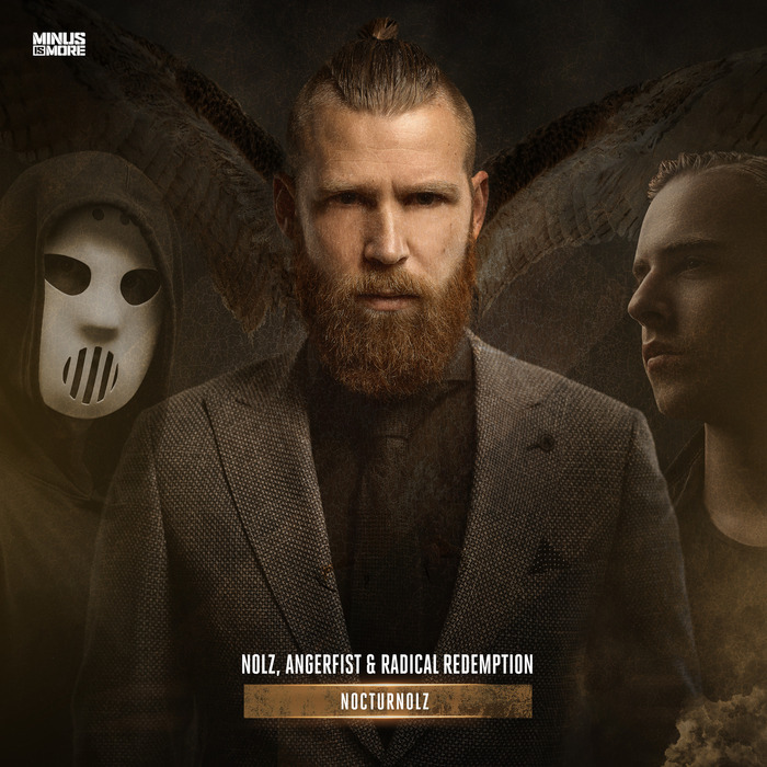NOLZ/ANGERFIST AND RADICAL REDEMPTION - Nocturnolz