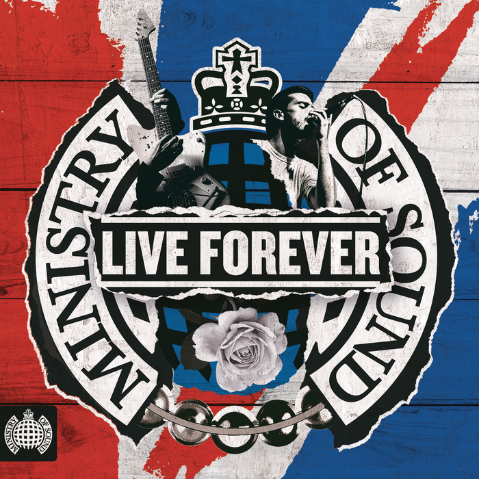 VARIOUS - Live Forever - Ministry Of Sound