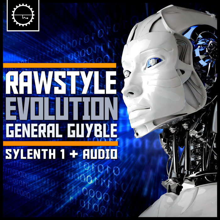 GENERAL GUYBLE - Rawstyle Evolution (Sample Pack WAV/Sylenth Presets)