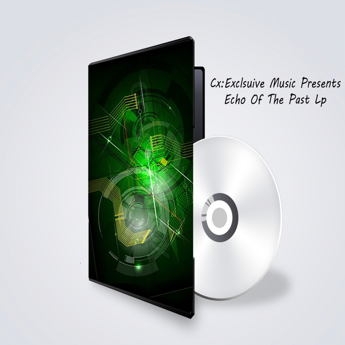 VARIOUS - Echo Of The Past LP