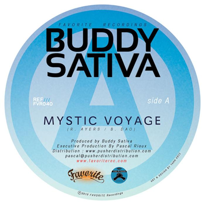 BUDDY SATIVA - Mystic Voyage