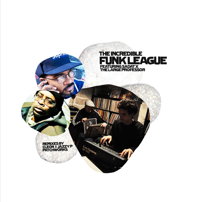 THE INCREDIBLE FUNK LEAGUE - On And On
