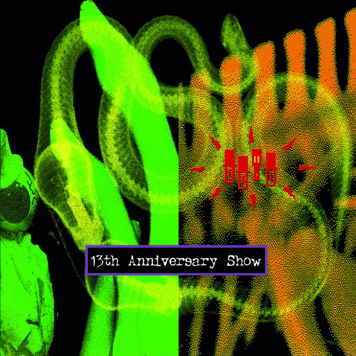 THE RESIDENTS - Live In The USA! - 13th Anniversary Show