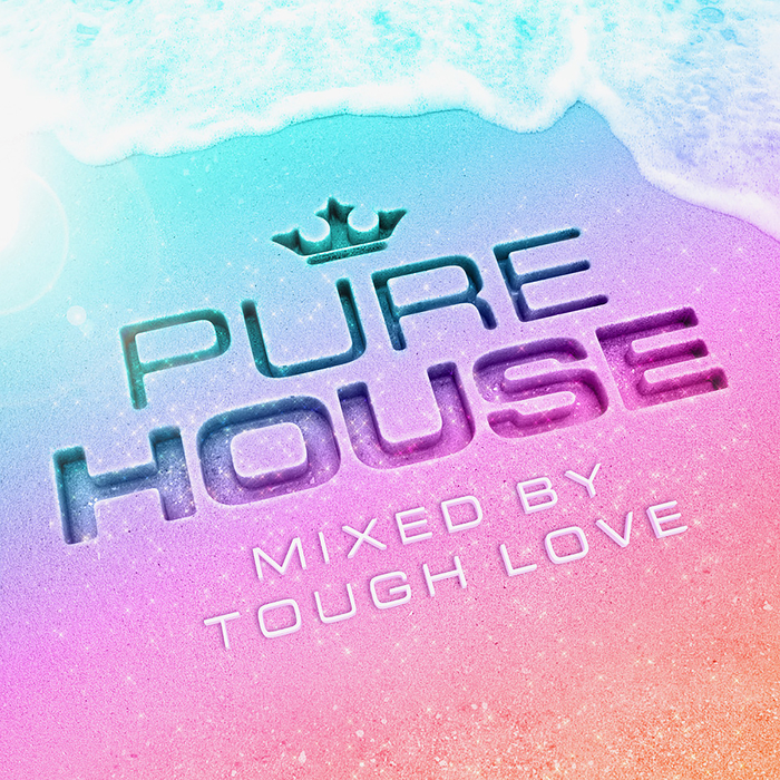 VARIOUS/TOUGH LOVE - Pure House (Mixed)