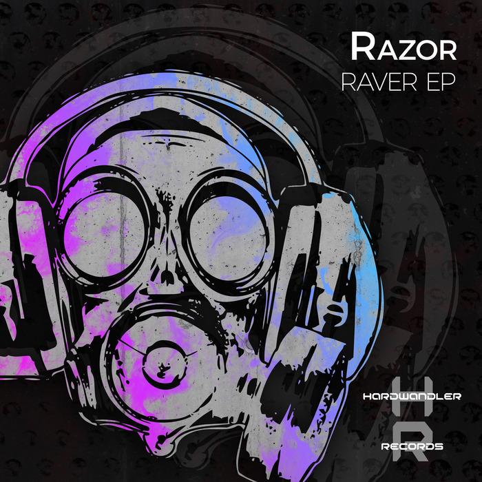 RAZOR TECHNO (DE) - Raver EP