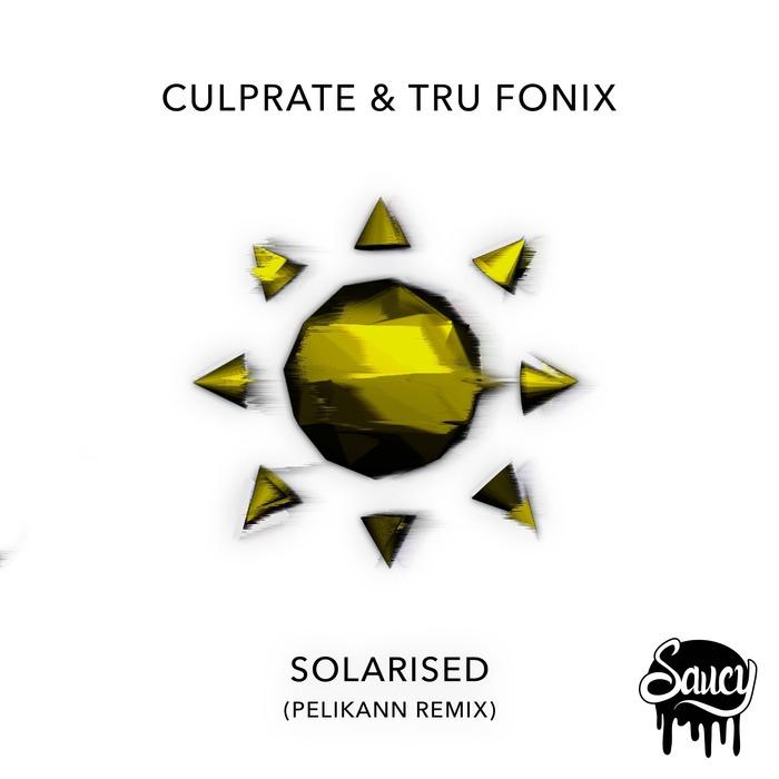 CULPRATE & TRU FONIX - Solarised
